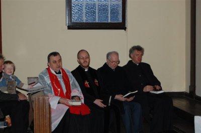 Ekumenizm duchownych