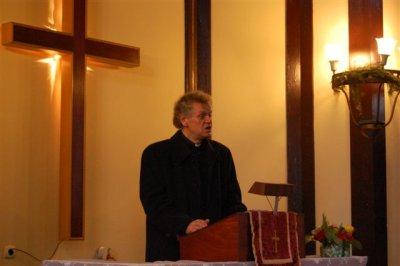 Kazanie - ks. prof. Ferdek